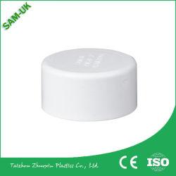 PVC 관과 금속 고무 엔드 캡