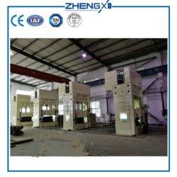 400 la tonelada Prensa Hidráulica de la máquina para láminas de metal con Servosistema de automóviles de fabricación