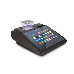 Bureau de la borne POS Android avec imprimante
