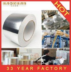 Nastro termoresistente della canalizzazione del di alluminio di HVAC FSK per il prezzo di fabbrica dell'isolamento del tubo