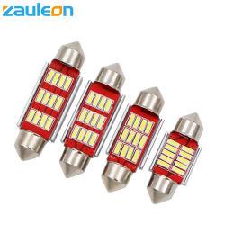 車内部ライトまたはナンバープレートライトのためのSv8.5 LEDの花飾りライト