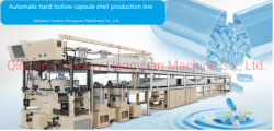 Disco automática da cápsula oco da linha de produção