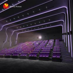 Commerce de gros de haute qualité cinéma 4D Motion Theatre assis chaises