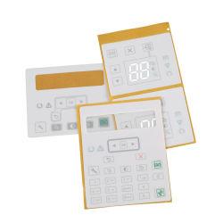 Mehrfache Pin-Papier-Kratzer-Telefon-Karten-rufende Karte