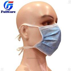 Máscara cirúrgica descartável de 3ply Instrumentos médicos