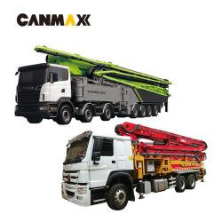 中国Zoomlion Cifa Sanyi Putzmeister Schwingの小さい小型移動式トラックによって取付けられる具体的なポンプ販売のための20mから68mの真新しいですか使用された価格