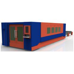 Hochgeschwindigkeits-CNC-Faser-Laser-Ausschnitt-Maschinen-Blech 4000W