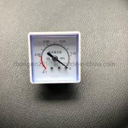 Медицинские устройства Мпа вакуумный манометр квадратных или круглых циферблатного индикатора
