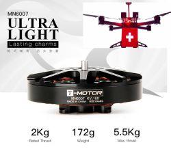 T-Motor6007 Motor Kv160 Gleichstrom-Motor für Uavs, Drohnen, RC