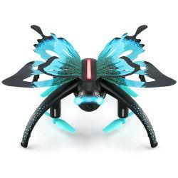 Nouveau Drone papillon de commande à distance rc jouet avion d'avion