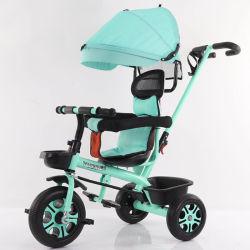 Novo modelo de comércio por grosso de 3 rodas triciclo Bebê / 360 Grau Rotation Kids triciclo crianças não de segurança