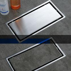 Neuer Art-Badezimmer-Edelstahl-FußbodenDrainer