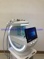 Klugheit-Eis-Blau-Wasserstoff-Sauerstoff-kleiner Luftblasen-Schönheits-Instrument-Haut-Management-Detektor