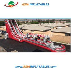 Giant Inflatable water Park Screaming Slide voor volwassenen