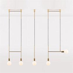 De moderne Eenvoudige Tegenhanger van de Lijn van het Ijzer steekt Post-Modern Lampen van de Tegenhanger van het Restaurant van de Eetkamer van de Woonkamer Hanglamp van de Ontwerper Moleculaire aan