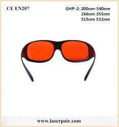 7+ de alta densidad óptica gafas Gafas de ojo de láser para corte de la industria de grabado