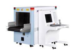 영국 검출기 널을%s 가진 At6040b 갱도 크기 OEM 짐 & 수화물 공항 보안 검사 폭발물 엑스레이 금속 탐지기 검열 스캐닝 기계