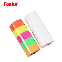 Foska etiqueta auto-adesiva com pistola de preços para o Mercado Interno
