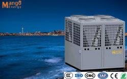 التدفئة + التبريد الوحدة تخفيضات ساخنة مضخة الحرارة من الهواء إلى الماء