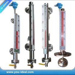 Kraftstofftank-Stufenbezeichnungs-flüssiges Wasser-Druck-Reflexanblick Galss Fenster-Stufen-Messinstrument-waagerecht ausgerichtetes Anzeigeinstrument
