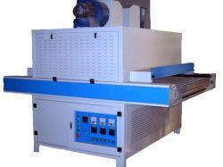 Secador UV con luces Xgz600D de doble línea de pintura