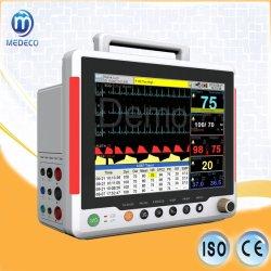 Hospital Medical 12.1'color Me6 écran tactile Multi- paramètreMoniteur patient