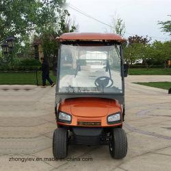 Sitze des Zy Auto-batteriebetriebene Golf-Buggy-8 für Flughäfen