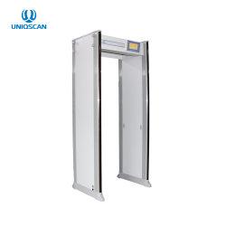 IP65 для использования вне помещений 33 зоны высокой чувствительности пройти через ворота безопасности металлоискателя