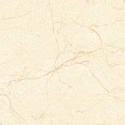 600x600mm marbre beige vitrage carrelage de sol en céramique en porcelaine poli
