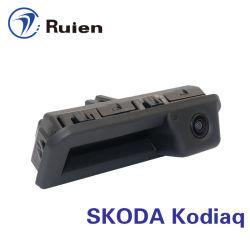HD cámara de marcha atrás con la visión nocturna para Skoda Kodiaq
