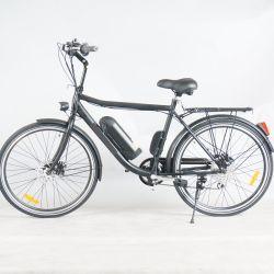 Electric 26'' de vélo de montagne Vélo électrique, Newest 350W 36V avec Ebike amovible 10,4Ah Batterie lithium-ion pour les adultes, Shimano 6 vitesse et de l'affichage LCD/LED