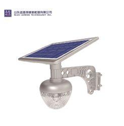 Prix de gros de lumière solaire extérieur IP65 7W nouveau mur de LED pour panneau solaire de l'ombre de lumière pour l'éclairage de jardin