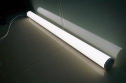 Свет под углом 360 градусов трубы алюминиевый профиль светодиодного освещения