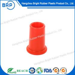 La SGS a approuvé la partie en caoutchouc de silicone rouge