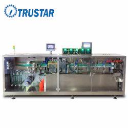 ماكينة صناعة الشامبو البلاستيكية ماكينة منع تسرب التعبئة بالشامبو البلاستيكية