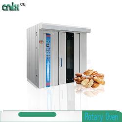 64 Trays Elektrische roterend oven/hete lucht roterend oven/ Oven van de draaibare tray voor hete lucht
