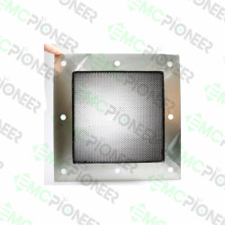 EMC filtre de ventilation alvéolaire blindé RF