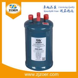冷却する熱交換器の吸引蓄積装置(ZRR-2406)