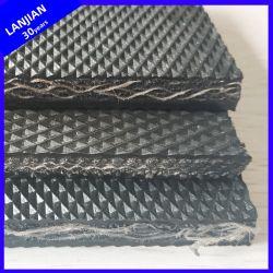 1000s tecidos sólidos de PVC o tapete de transporte