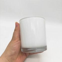 300のMlの白いロウソクの白い蝋燭ホールダー