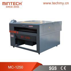 La gravure au laser de la faucheuse pour chiffon/acrylique cuir/de/plastique en bois