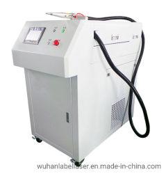 증명되는 ISO9001/Ce를 가진 500W/800W/1000W/1500W Laser 용접 기계 금속 공정 장치