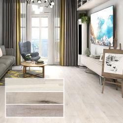 Pavimentazione di parchè costruita a più strati delle mattonelle del marmo di legno solido della quercia di Decking di Spc del legno duro dei materiali da costruzione del pavimento composito del laminato