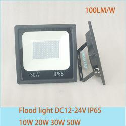태양계 해병 빛을%s 10W 20W 30W 50W 12V 24V LED 투광램프 플러드 빛