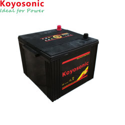 SMF軍電池6tn電池12V 100ahタンク電池の軍隊の軍用車両カラーカートン電池