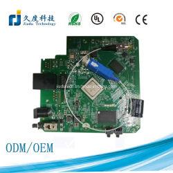 Personnalisé de qualité supérieure 8 couches de carte de circuit imprimé de routeur de réseau