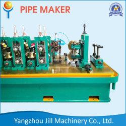 機械、鋼鉄を作る自動溶接された管は管のローラーに電流を通した