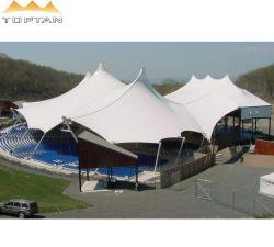 高品質工場倉庫用テンシレ建築膜テント
