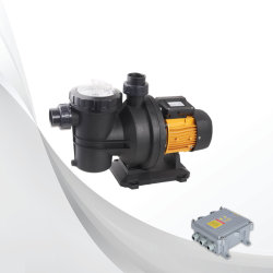POOL-Pumpensystem der langen Lebenszeit Solarmit MPPT Controller
