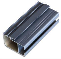 Dessins et modèles personnalisés aluminium extrudé de matériaux de construction en aluminium anodisé pour porte de la fenêtre de profil